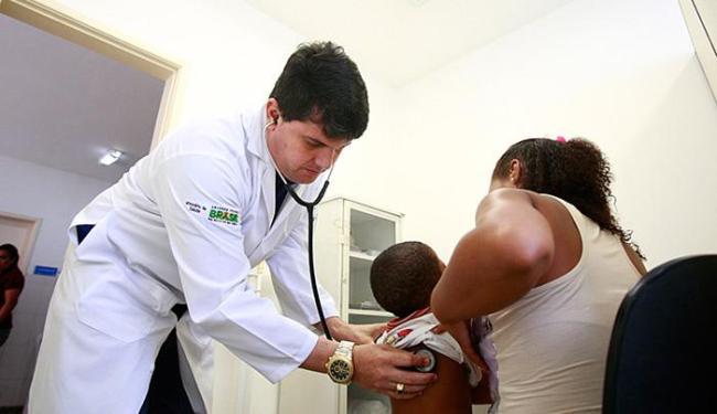 Participação de brasileiros no programa vai aumentar, segundo Ministério da Saúde - Foto: Raul Spinassé l Ag. A TARDE 09.07.2015