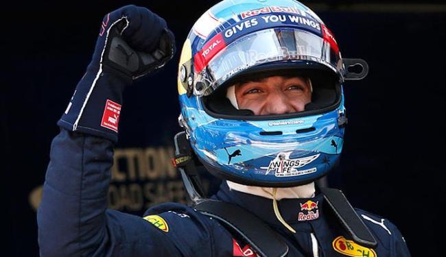 Piloto australiano conseguiu a primeira pole position de sua carreira - Foto: Eric Gaillard l Ag. A TARDE