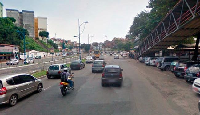 Crime aconteceu na avenida Vasco da Gama na madrugada deste domingo - Foto: Reprodução | Google Street View