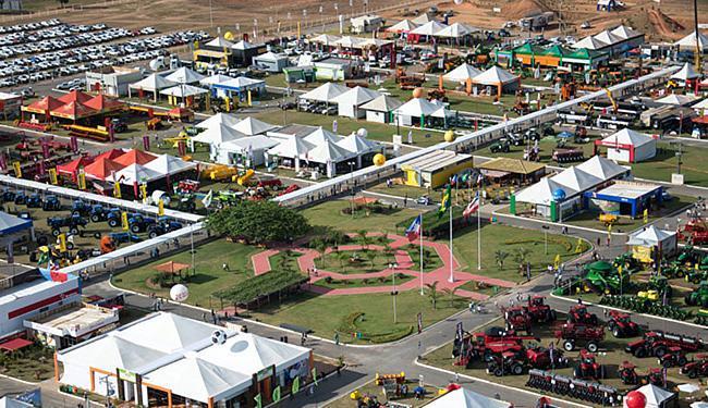 Feira de tecnologia agrícola e de negócios reúne este ano 200 expositores - Foto: Divulgação