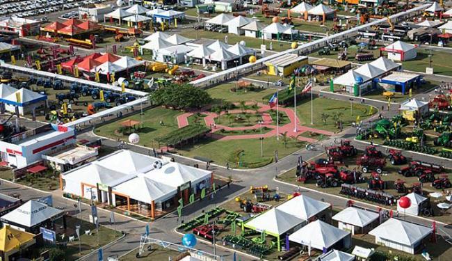 Feira de tecnologia agrícola e de negócios reuniu este ano 200 expositores - Foto: Divulgação