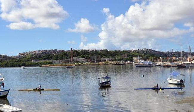Segunda regata do ano foi disputada no domingo, 1º, na Ribeira - Foto: Divulgação l FCRB