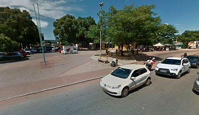 Mulheres foram sequestradas nas proximidades da praça Casto Alves - Foto: Reprodução | Google Street View