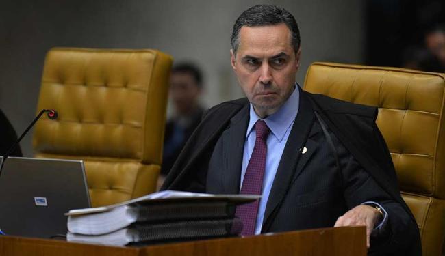 Luís Roberto Barroso é ministro do STF desde junho de 2013 - Foto: José Cruz | Agêcia Brasil | Arquivo