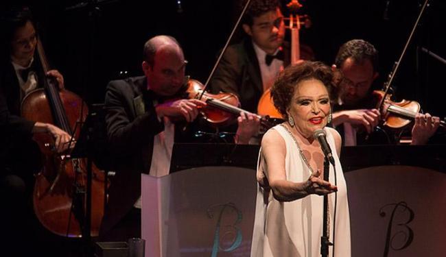 Bibi Ferreira interpreta 24 canções de Sinatra - Foto: Wilian Aguiar l Divulgação