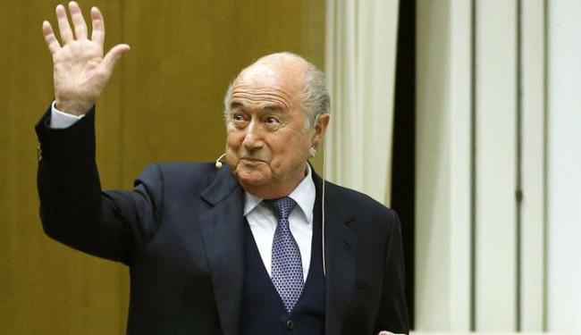 Os advogados de Blatter recomendaram que ele permaneça na Suiça - Foto: Arnd Wiegmann | Ag. Reuters