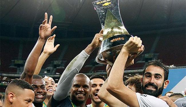 Bahia e Vasco da Gama estão de olho na taça que em 2015 ficou com o Botafogo - Foto: Divulgação l Vitor Silva l SSPress l Flickr Oficial do Botafogo