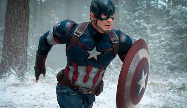 Capitão América protagoniza seu terceiro filme da Marvel/Disney - Foto: Divulgação