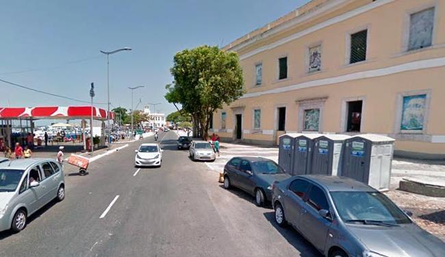 Crime aconteceu nesta madrugada no Comércio - Foto: Reprodução   Google Street View