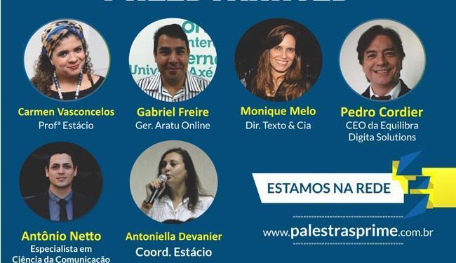 O evento contará com especialistas do cenário nacional e baiano - Foto: Divulgação