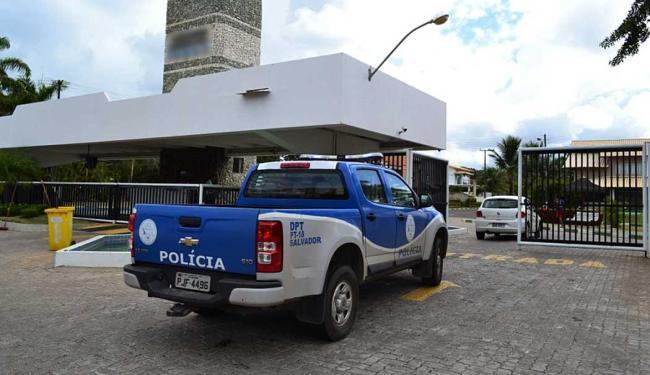 Ligação irregular abastecia clube e área de convivência do condomínio - Foto: Divulgação   Embasa