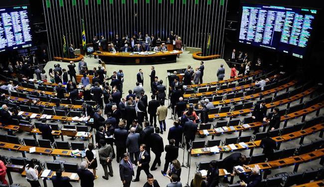 Congresso autoriza deficit de até R$ 170,5 bilhões - Foto: Pedro França | Agência Senado