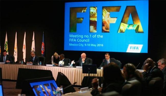 A Fifa irá avaliar nos candidatos requisitos de direitos humanos, de gestão sustentável e proteção - Foto: Divulgação | FIFA