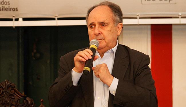 Senador diz que vai votar, nesta quarta, 11, a favor da adminissibilidade do impeachment - Foto: Luciano da Matta | Ag. A TARDE