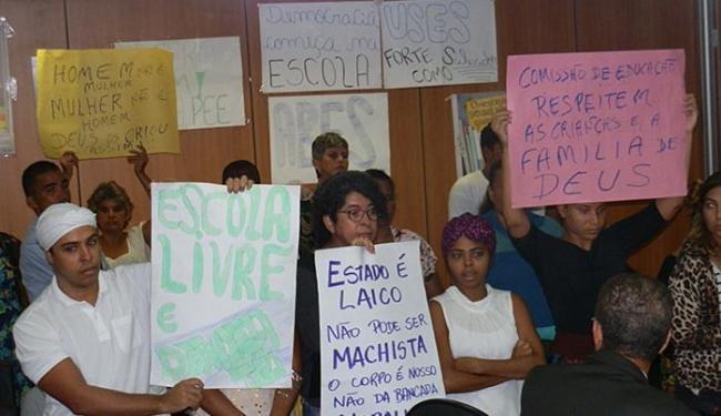 Entidades de defesa dos direitos humanos querem a aprovação de texto original - Foto: Divulgação l Ascom Sargento Isidório