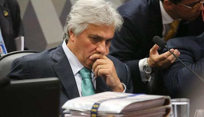 Delcídio é acusado de atrapalhar as investigações da operação Lava Jato - Foto: Fabio Rodrigues Pozzebom l Agência Brasil