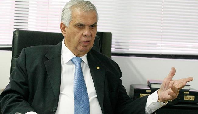 Araújo crê que o processo Eduardo Cunha deve ser julgado até julho - Foto: Luciano da Matta | Ag. A TARDE | 11.04.2016