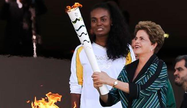 Dilma afirmou que o país tem condições de fazer