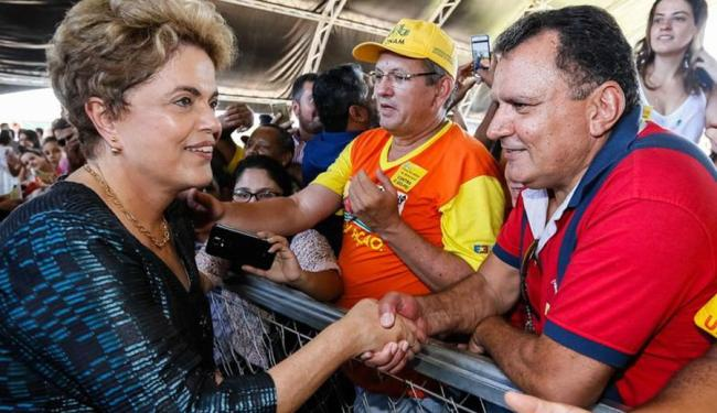 Dilma diz que Temer terá dificuldade em acabar com programas sociais - Foto: Roberto Stuckert Filho | Agência Brasil
