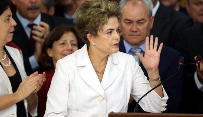 Para Dilma, áudios provam que Cunha tem influência central sobre o governo Temer - Foto: Adriano Machad   Reuters