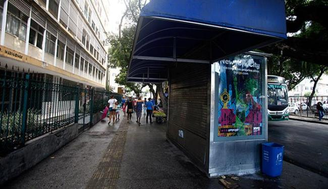 O crime ocorreu no bairro do Campo Grande. Atirador mora em frente à barraca da vítima - Foto: Lúcio Távora   Ag. A TARDE