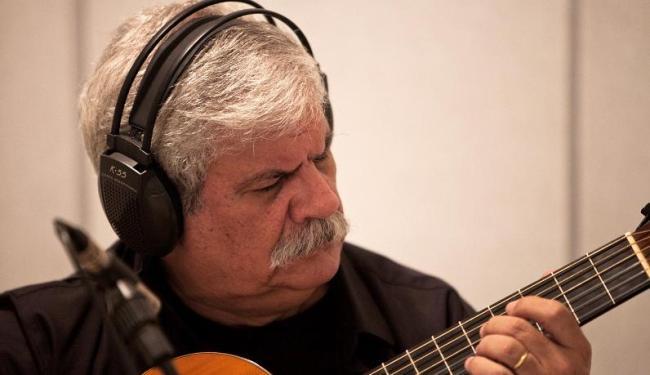 O artista musicou texto de Mário Lago censurado durante a ditadura militar - Foto: Myriam Vilas Boas | Divulgação