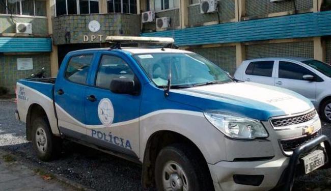 Polícia técnica já realizou perícia no local da tragédia - Foto: Reprodução   Site Acorda Cidade