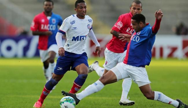 De volta ao time, Danilo Pires foi um dos destaques do Tricolor - Foto: Heuler Andrey | Estadão Conteúdo