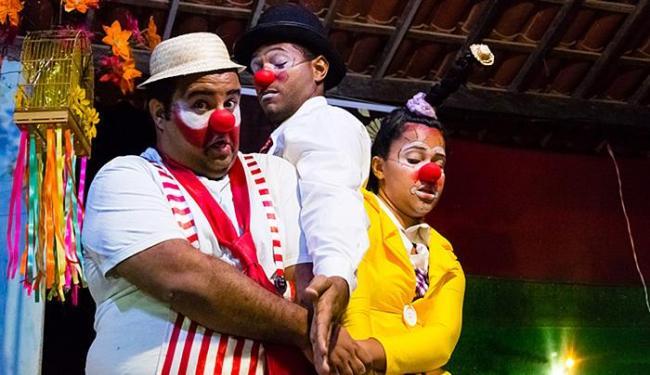 Espetáculo circense é uma das atrações do encerramento da 3ª edição do PopuRural - Foto: Divulgação