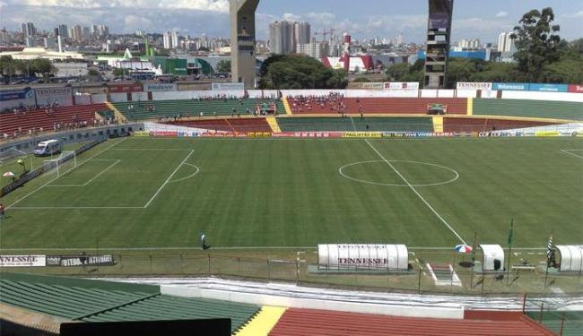 A partida será realizada no dia 11 às 21h45, no Canindé - Foto: Reprodução Blog Marcelo Gones