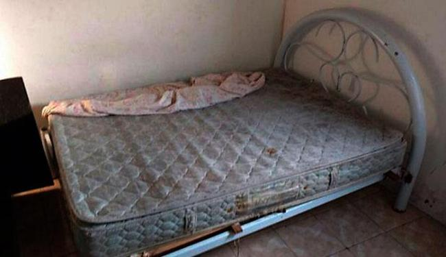 Polícia apreende roupas e objetos na casa onde teria ocorrido estupro - Foto: Divulgação | Polícia Civil Rio de Janeiro