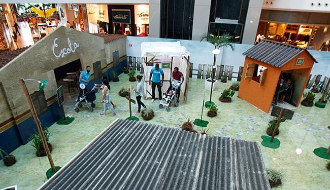 Iniciativa põe o visitante em contato com o cotidiano de estudantes no semiárido - Foto: Raul Spinassé l Ag. A TARDE