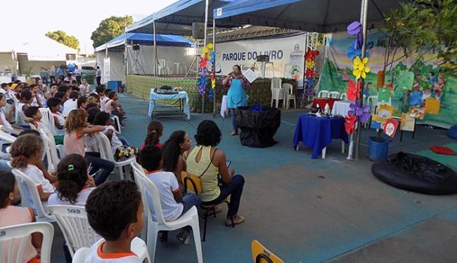 Flib terá programação especial voltada para as crianças - Foto: Miriam Hermes l Ag A TARDE