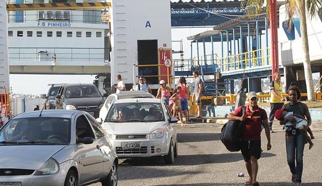 Seis embarcações operarão durante o feriadão - Foto: Lúcio Távora | Ag. A TARDE