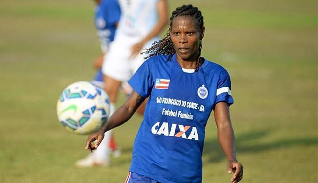 Formiga é a jogadora mais experiente do grupo do técnico Vadão na Seleção - Foto: Valter Pontes l ALLSPORTS