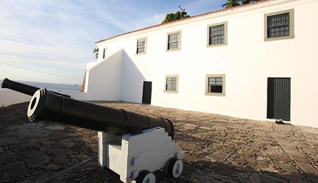 Solenidade será realizada no Forte São Diogo, no Porto da Barra - Foto: Joá Souza | Ag. A TARDE