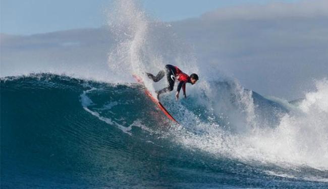 Gabriel Medina no mundial de surfe - Foto: Divulgação | WSL