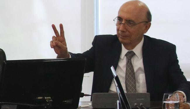 Meirelles evitou falar sobre a substituição dos executivos da Petrobras - Foto: Fábio Rodrigues Pozzebom | Ag. Brasil