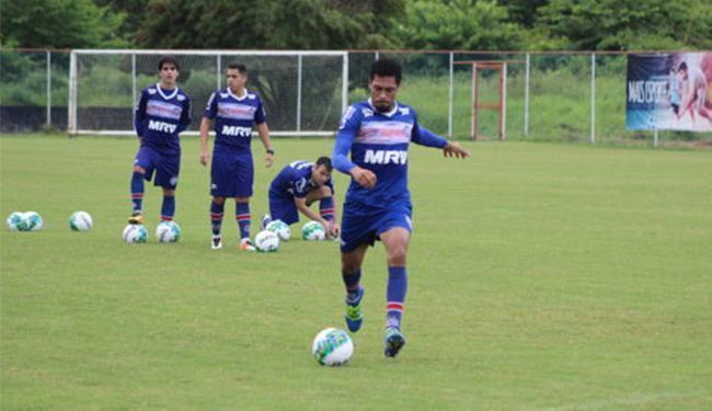 Atacante tem dez gols marcados em 12 jogos disputados na temporada 2016 - Foto: Felipe Oliveira l EC Bahia