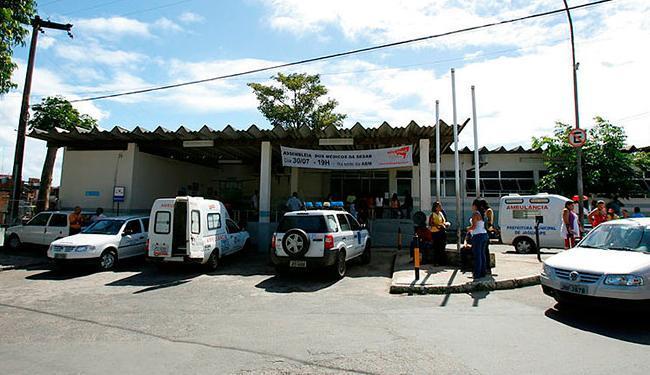Isabela foi levada para o Hospital Ernesto Simões, no Pau Miúdo, mas não resistiu aos ferimentos - Foto: Fernando Vivas | Ag. A TARDE