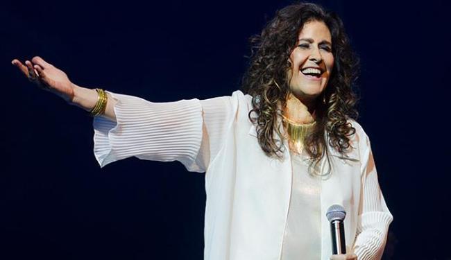 Joanna volta a cantar em Salvador, a primeira cidade de grande porte da nova turnê - Foto: Betti Niemeyer l Divulgação