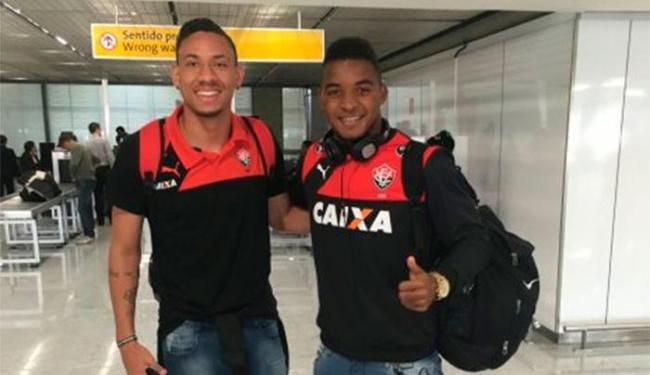 Time retornou de São Paulo e jogadores foram liberados; reapresentação ocorrerá nesta sexta - Foto: Divulgação | E.C.Vitória