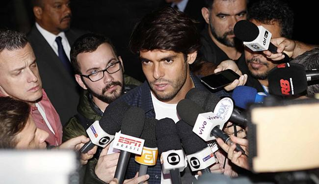 Apesar da convocação, Kaká não tem a certeza de que será titular durante a competição - Foto: Rafael Ribeiro l CBF