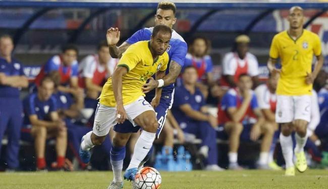 Lucas Moura foi convocado para a Copa América - Foto: Divulgação | CBF