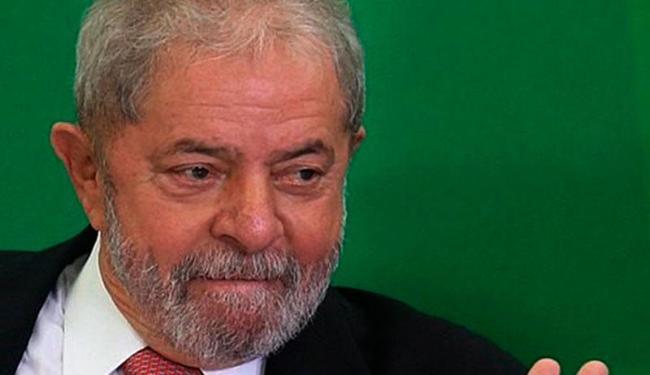 Lula foi nomeado chefe da Casa Civil, mas não chegou a exercer as funções - Foto: Adriano Machado   Reuters