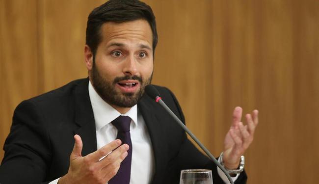 Marcelo Calero, ministro da Cultura - Foto: Fabio Rodrigues Pozzebom | Ag. Brasil