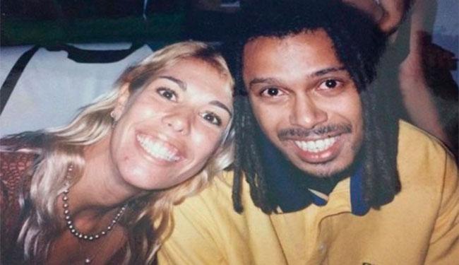 Thiene e Marcelo viveram um relacionamento de apenas uma noite - Foto: Arquivo Pessoal