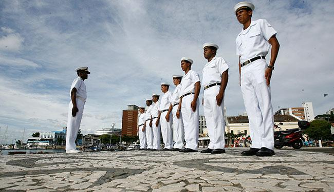 Marinha está com cinco editais com inscrição aberta - Foto: Fernando Amorim | Ag. A Tarde