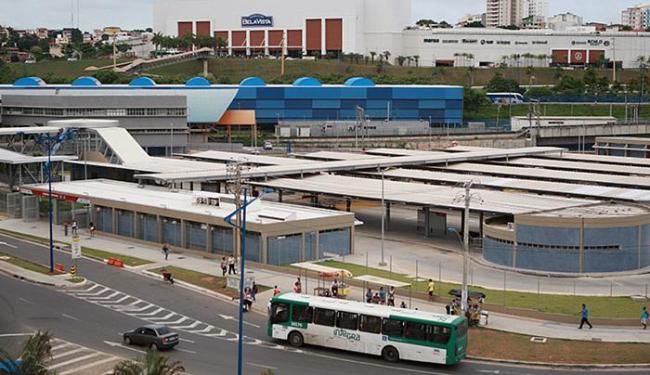 A integração entre ônibus metropolitano e metrô ocorrerá com a estação do Retiro - Foto: Mila Cordeiro l Ag. A TARDE