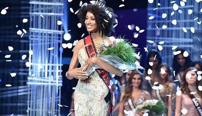 Após a vitória, Sabrina se prepara para o Miss Brasil - Foto: Divulgação